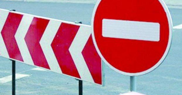 Изменения движения транспорта по Харькову, объезды