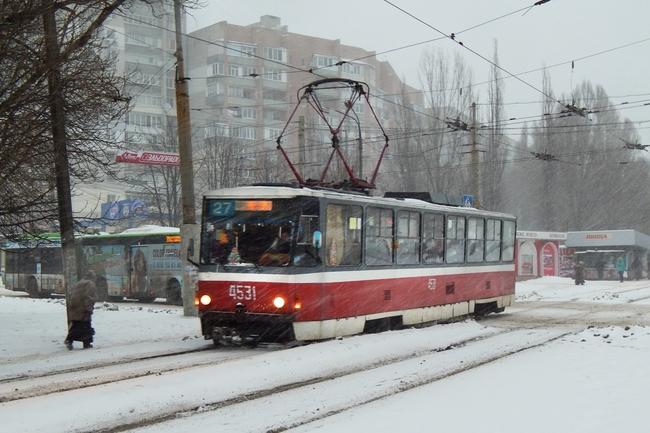Харьковчане предлагают новшество для электротранспорта