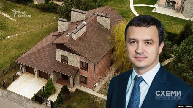 Результат пошуку зображень за запитом Новий міністр економіки Петрашко не задекларував маєток під Києвом і квартиру дружини в Москві
