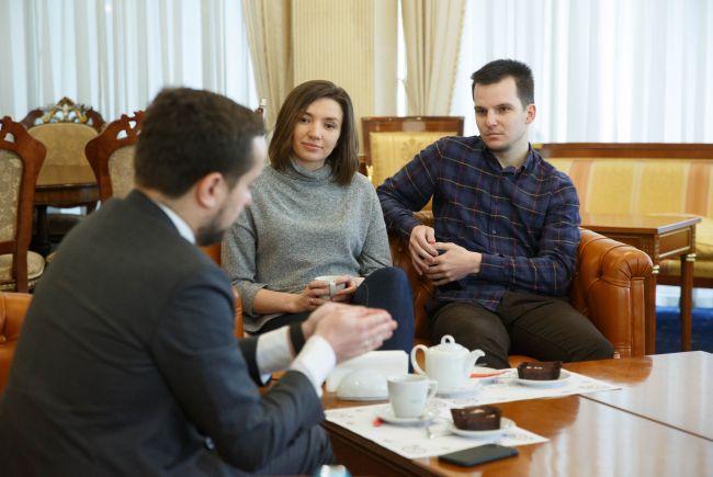 Интервью | Тимошенко: Президент встречал Мрию. А Эпицентр может продавать маски - у нас не СССР