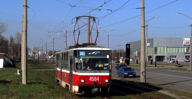 Ограничения в движении транспорта по Харькову