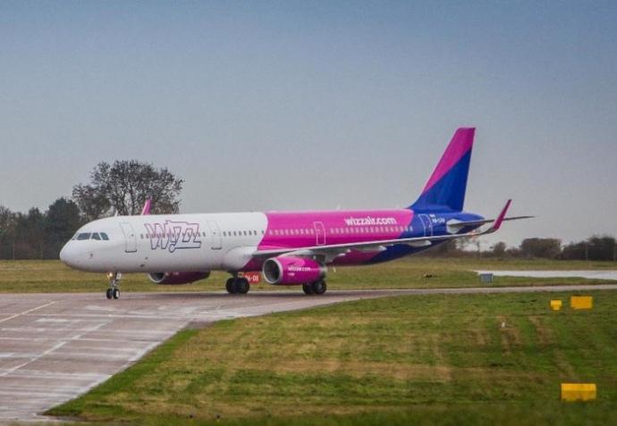 Харків - Берлін-Шенефельд: у Wizz Air зявився новий маршрут