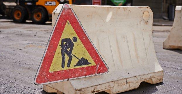 У провулку Мечникова до кінця грудня забороняється рух транспорту