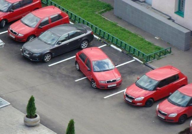 Стало известно, во сколько обошлась харьковчанам в 2020 году неправильная парковка