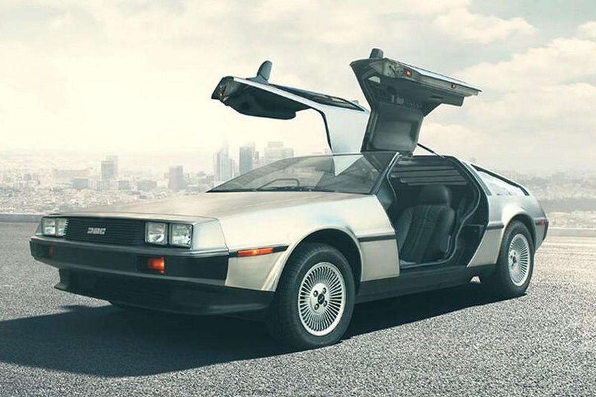 DeLorean намекнула на возможное возвращение культовой «машины времени» в виде электромобиля