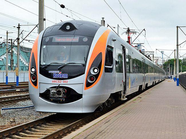 Пассажиры поезда Киев-Харьков признаны самыми голодными