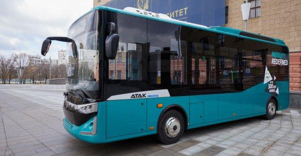 Харків домовляється про виробництво турецьких автобусів Karsan