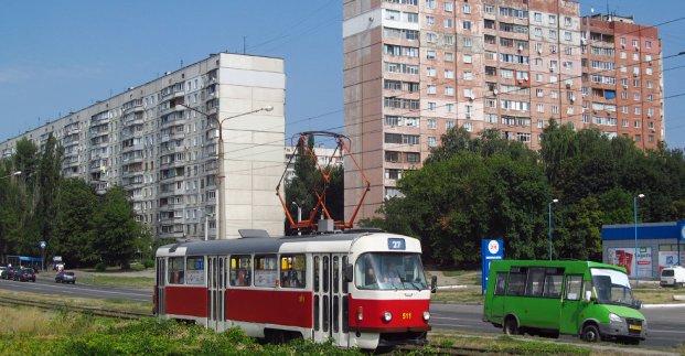 Трамваї №16, 16А, 26 і 27 тимчасово змінять маршрут руху