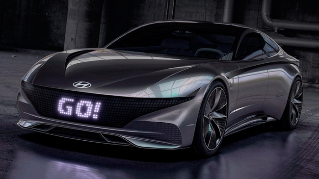 Бесшумные электромобили Hyundai будут разговаривать с пешеходами