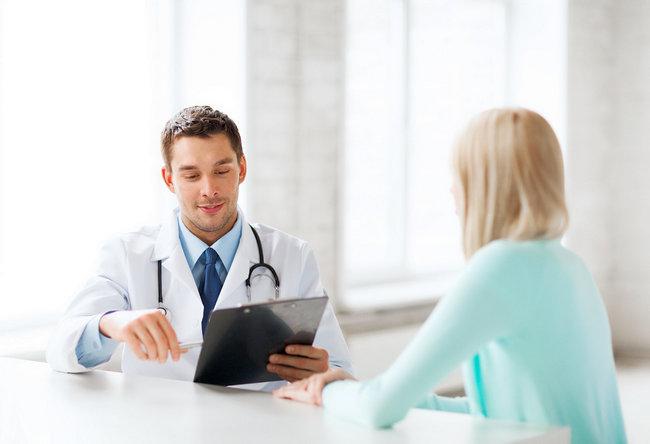 Смотрим у гинеколога