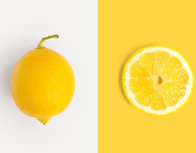 Зачем пить воду с лимоном