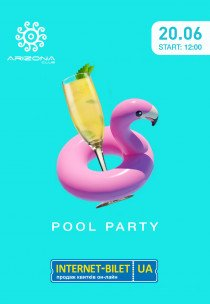 Pool party Arizona