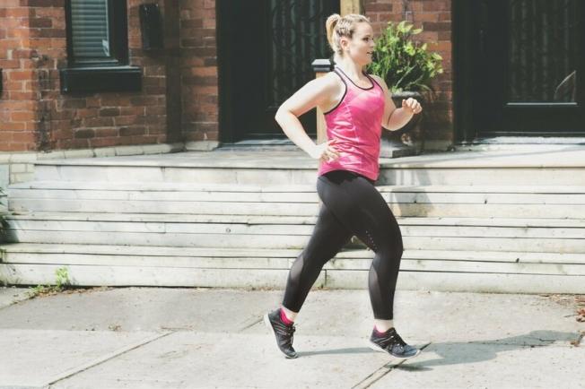 похудеть бегая по лестнице